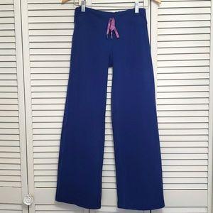 GUC Lululemon Extend Pant, Blue, Size 4